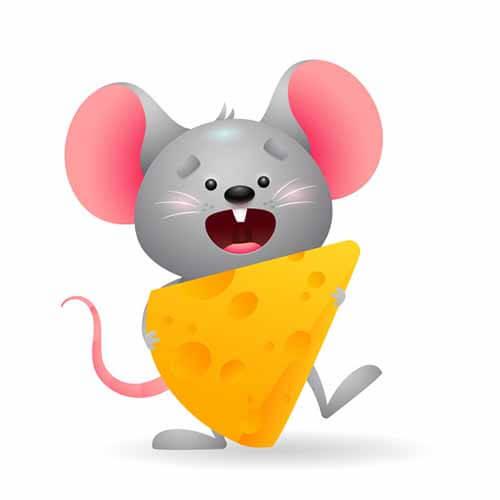 Cuento infantil de ratones