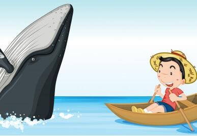 Tifón y la ballena