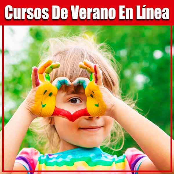 Cursos de Verano en Linea.