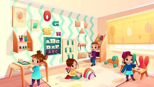 Curso de Pedagogía infantil via web